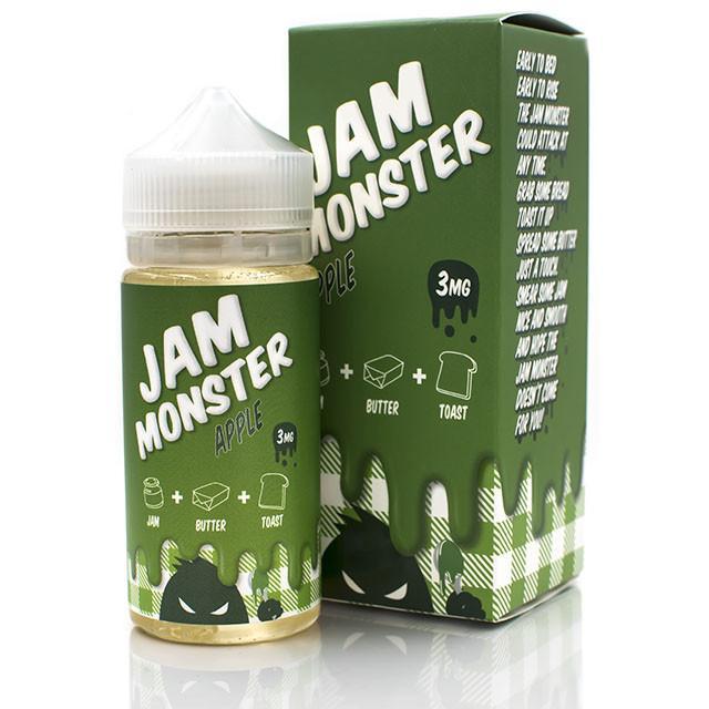 jam monster apple e-juice 100ml
