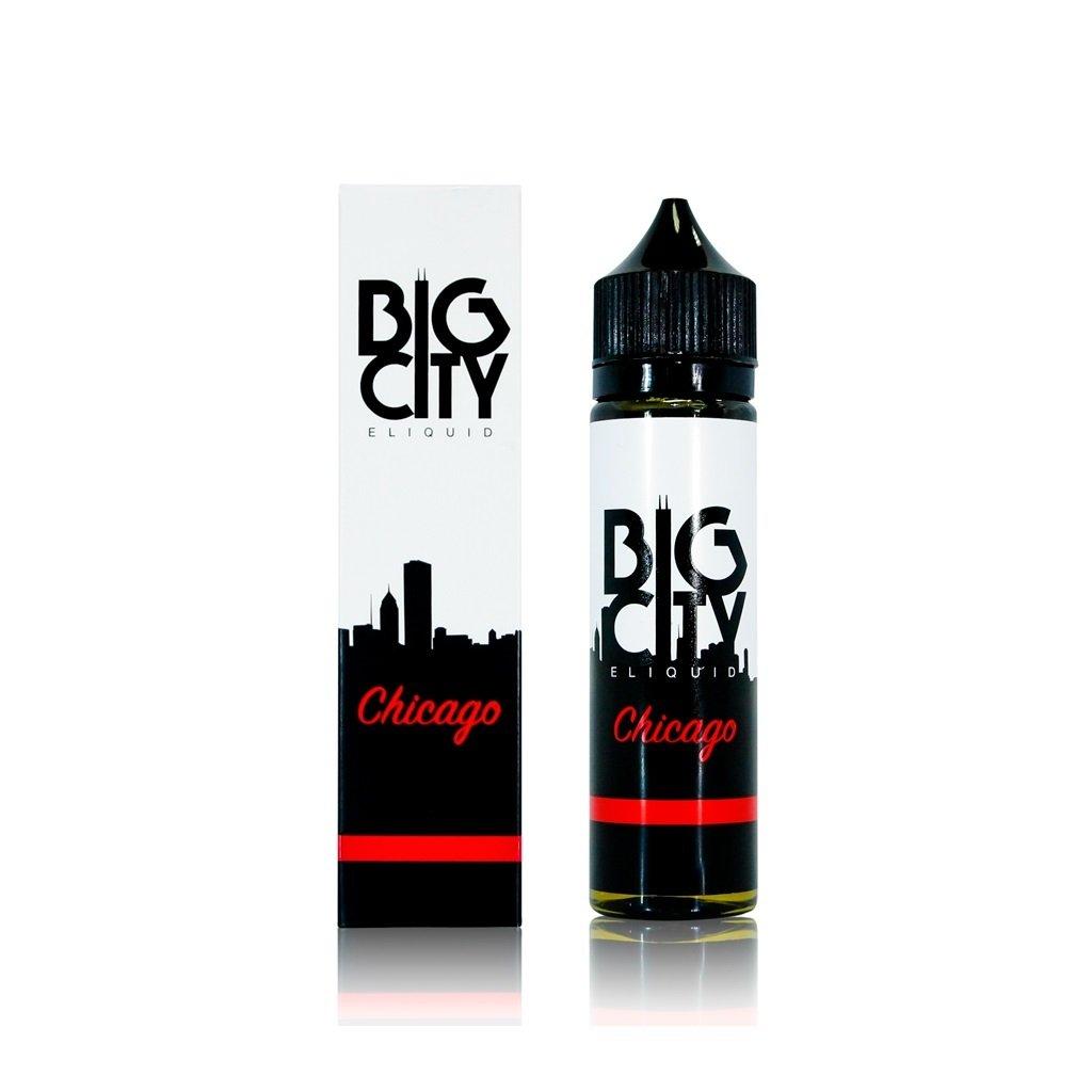 Big City E-liquid - Chicago (60mL)