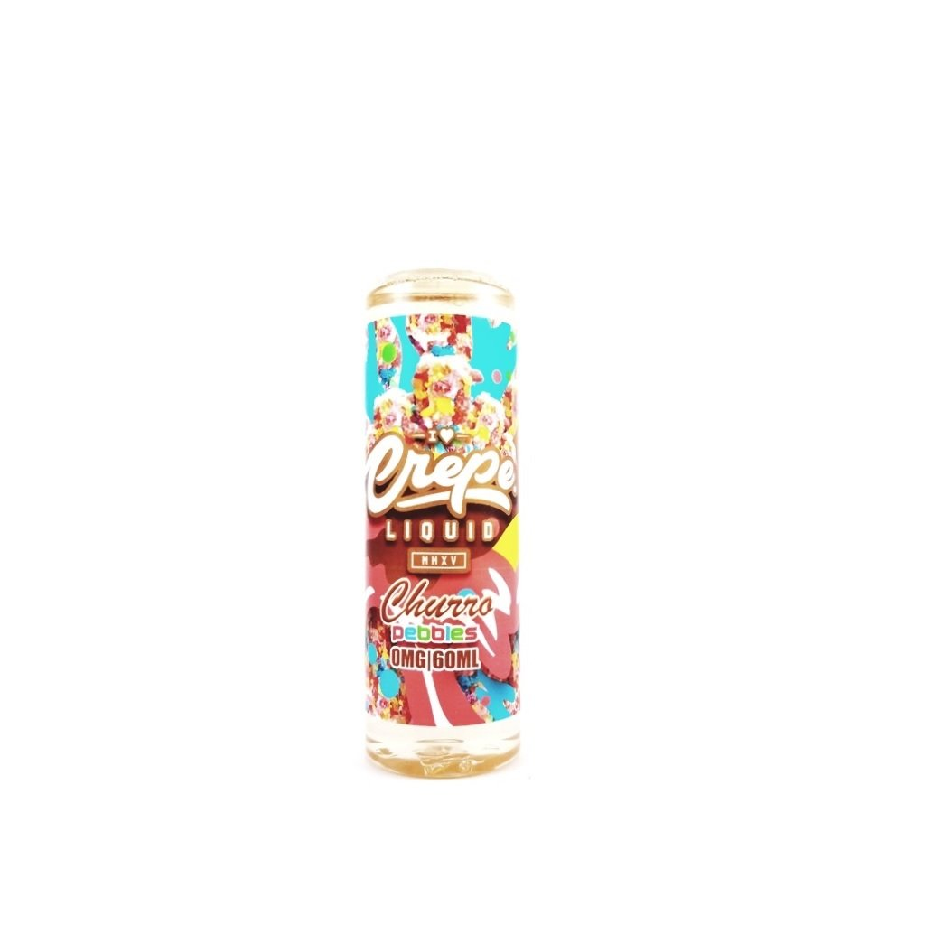 Crepe Liquid Churro Pebbles 60mL
