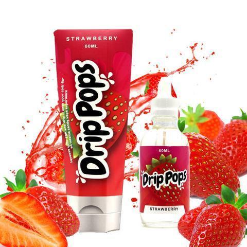 Drip Pops Strawberry by 7Daze (60mL)