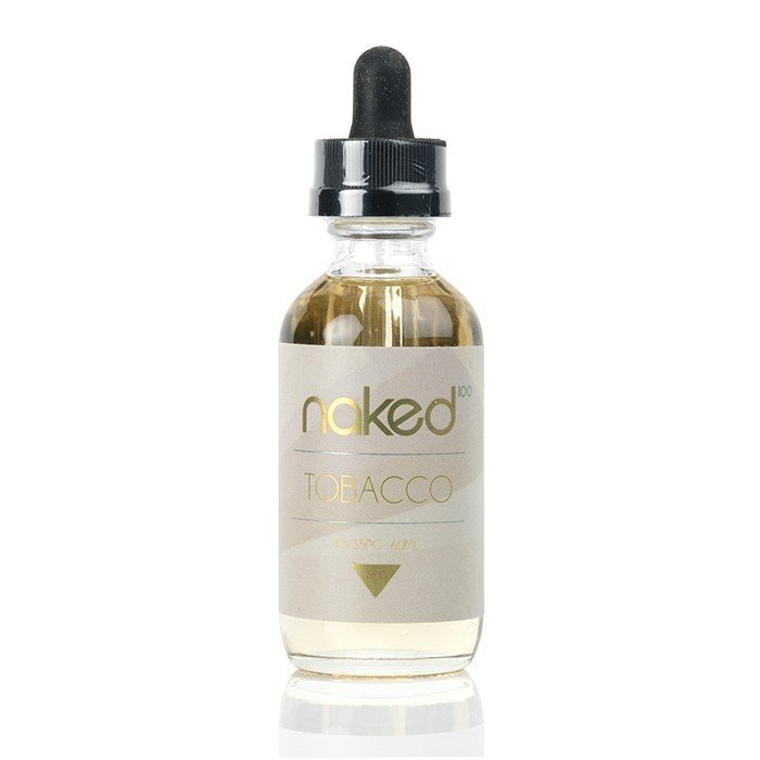 Euro Gold - Naked 100 Tobacco E-Liquid (60mL)