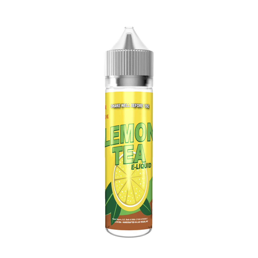Lemon Tea eLiquids (60ml)