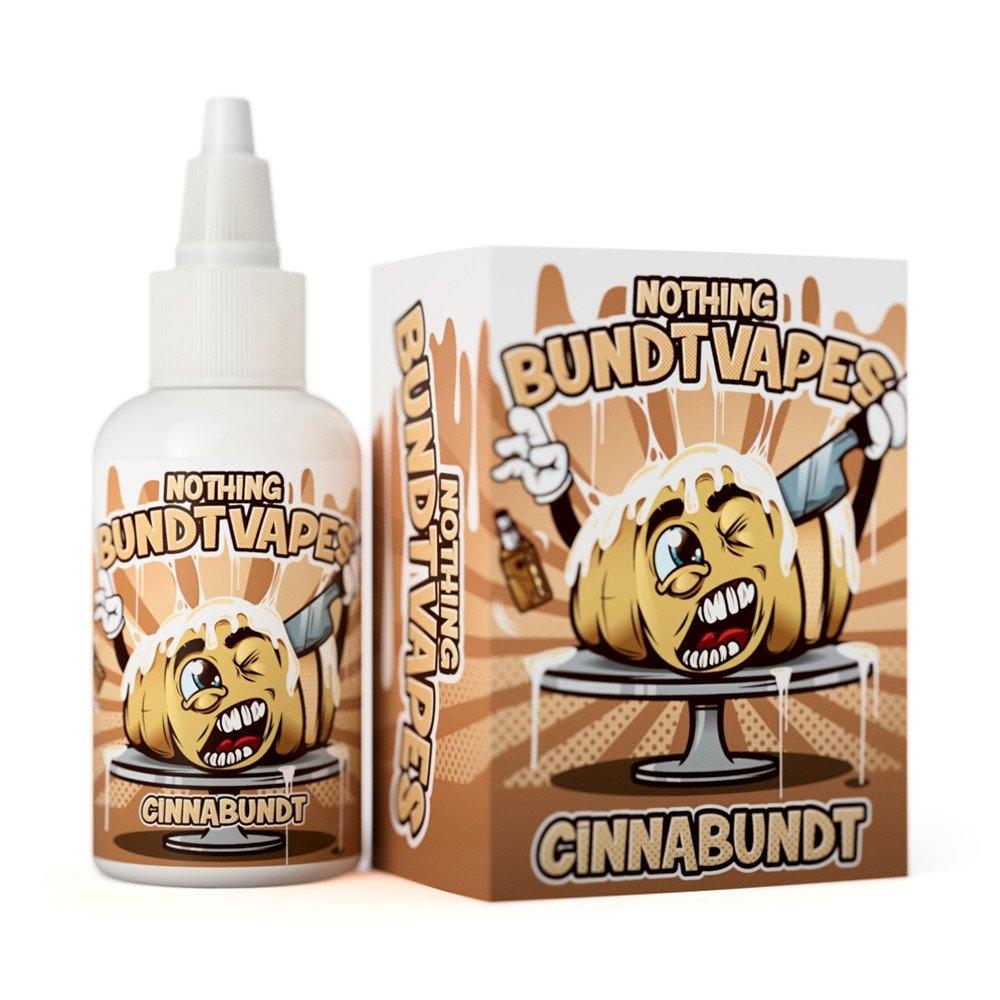 Nothing Bundt Vapes - Cinnabundt (60ML)