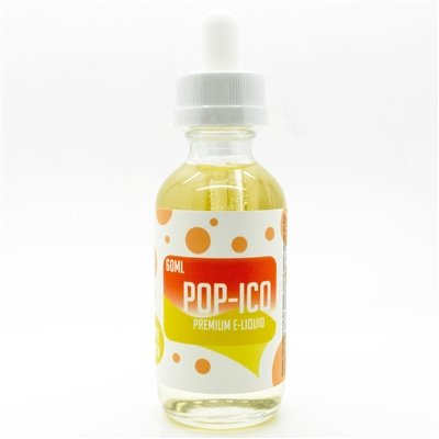 Pop-Ico White Peach (60ML)