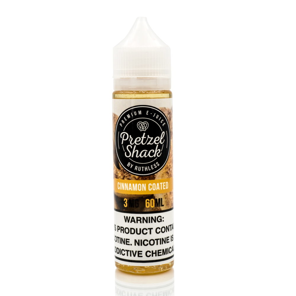 Pretzel Shack Cinnamon Coated (60ML )