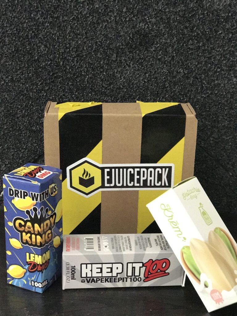 ejuice pack subscription 3 bottle